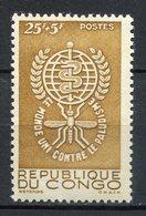 Congo 1962. Yvert 148 ** MNH. - Congo - Brazzaville