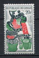 Congo 1962. Yvert 149 ** MNH. - Congo - Brazzaville