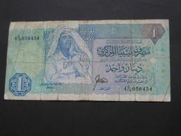 1 One Dinar 1988 - LIBYE -  **** EN ACHAT IMMEDIAT **** - Libye