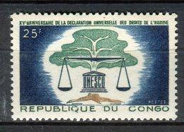 Congo 1963. Yvert 158 ** MNH. - Congo - Brazzaville