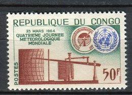 Congo 1964. Yvert 159 ** MNH. - Congo - Brazzaville