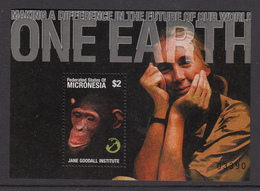 Micronesia MNH Michel Nr Block 80 From 2001 / Catw 6.00 EUR - Micronesië
