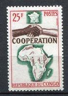 Congo 1964. Yvert 170 ** MNH. - Congo - Brazzaville