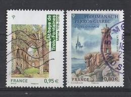 2018  YT /   5242 - 5244 - France