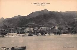 CPA TAHITI - Rade De PAPEETE - Papeete Harbour - Tahiti