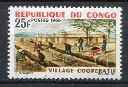 Congo 1966. Yvert 181 ** MNH. - Congo - Brazzaville