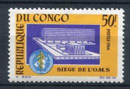 Congo 1966. Yvert 187 ** MNH. - Congo - Brazzaville