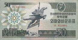 COREE DU NORD 50 WON 1988 VF P 30 - Corée Du Nord