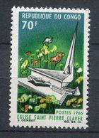 Congo 1966. Yvert 188 ** MNH. - Congo - Brazzaville