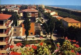 Pinarella Di Cervia - Panorama - Formato Grande Viaggiata – E 10 - Ravenna