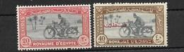 E198-EGYPT 1926/1944 - CAT. MICHEL NUMMER 108/278 MNH ** - Egypt
