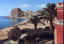 Scilla - Una Villa Sul Mare - Formato Grande Non Viaggiata - E 10 - Reggio Calabria