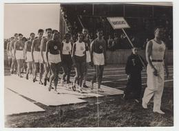 CZECHOSLOVAKIA 1933 MACCABIAH MACCABIADE SPORT GAMES PRAGUE RAKOUSKO ORIGINAL PHOTOGRAPH PICTURE - Sports