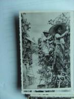 Indonesië Indonesia  Man And Women Photo Card Sumatra ? - Indonesië