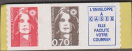 FRANCE MARIANNE DE BRIAT 1 T Xx N° YT 2874c - Provenant Des Carnets 1504-05 - 1989-96 Marianne (Zweihunderjahrfeier)