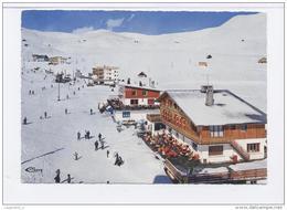 La Toussuire. E Cl. 33 Arrivee Des Pistes Face A Quelques Hotels De La Station - Autres Communes