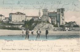 """V.342.  VIGNOLA - """"Lato Di Mezzo Giorno"""" - 1905 - Italie"""