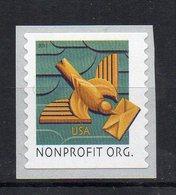 ETATS-UNIS - UNITED STATES - 2011 - NONPROFIT ORG. - ART DECO - OISEAUX - BIRDS - - Coils & Coil Singles
