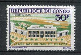 Congo 1966. Yvert 196 ** MNH. - Congo - Brazzaville
