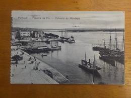 8669) Portugal Figueira Da Foz Estuário Do Mondego Ed. Papelaria Moderna - Coimbra