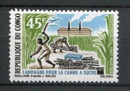 Congo 1967. Yvert  205 ** MNH. - Congo - Brazzaville