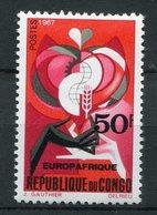 Congo 1967. Yvert  212 ** MNH. - Congo - Brazzaville