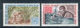 Congo 1970. Yvert  243-44 ** MNH. - Congo - Brazzaville