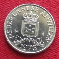 Netherlands Antilles 25 Cents 1976 KM# 11  Antillen Antilhas Antille Antillas - Netherland Antilles