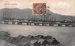 CPA FOOCHOW BRIDGE - Chine