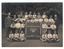 Edegem  Jongens Gemeente School  Schooljaar 1936-37 - 1°Leerjaar - Edegem