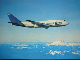 Avion / Airplane / UTA / Boeing B747-300 / Airline Issue - 1946-....: Modern Era