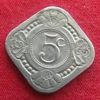 Netherlands Antilles 5 Cents 1965 KM# 6 *V2  Antillen Antilhas Antille Antillas - Antillen (Niederländische)
