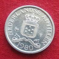 Netherlands Antilles 1 Cent 1980 KM# 8a  Antillen Antilhas Antille Antillas - Antilles Neérlandaises