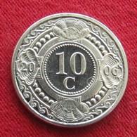 Netherlands Antilles 10 Cents 2006 KM# 34  Antillen Antilhas Antille Antillas - Antillen (Niederländische)