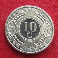 Netherlands Antilles 10 Cents 2006 KM# 34  Antillen Antilhas Antille Antillas - Netherland Antilles
