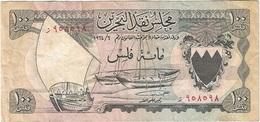 Bahrein - Bahrain 100 Fils 1964 Pick 1a Ref 1 - Bahreïn