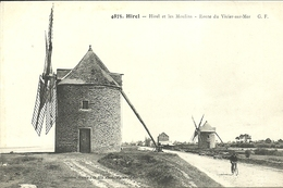 HIREL  -- Les Moulins , Route Du VIVIER SUR MER              .    --  G F 4875 - Autres Communes
