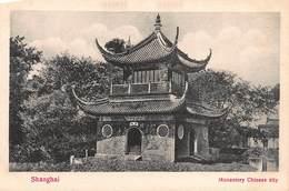 CPA SHANGHAI - Monastery Chinese City - Chine