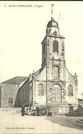 SAINT-COULOMB  -- L'Eglise..    .    -- Marcelon 32 - Saint-Coulomb