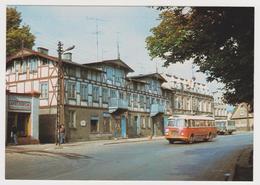 1167/ GDANSK - OLIWA (Poland, Pologne, Polonia, Polen). Bus, Autobus.- Non écrite. Unused. No Escrita. Non Scritta.. - Bus & Autocars