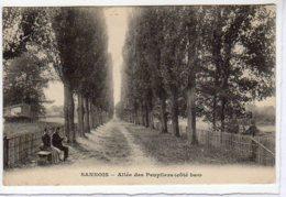 Sannois. Allée Des Peupliers (côté Bas) - Francia