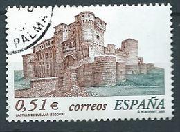 ESPAGNE SPANIEN SPAIN ESPAÑA  2003 CASTLE CASTILLO DE CUÉLLAR, SEGOVIA ED 3987 YV 3558 MI 3844 SG 3959 SC 3219 - 1931-Today: 2nd Rep - ... Juan Carlos I