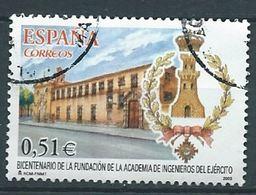 ESPAGNE SPANIEN SPAIN ESPAÑA  2003 ENGINERS OF ARMY INGENIEROS DEL EJÉRCITO ED 4019 YV 3594 MI 3880 SG 3991 SC 3242 - 1931-Today: 2nd Rep - ... Juan Carlos I