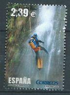 ESPAGNE SPANIEN SPAIN ESPAÑA 2006 DEPORTES. AL FILO DE LO IMPOSIBLE ED 4224F YV 3820 MI 4115 SG 4163 SC 3398F - 2001-10 Used