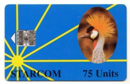 OUGANDA REF MV CARDS UGA-S-07 - Uganda