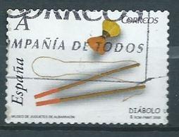 ESPAGNE SPANIEN SPAIN ESPAÑA 2008 FROM CARNET TOYS DE CARNÉ JUGUETES ED 4373 YV 3981 MI 4276 SG 4325 SC 3540F - 1931-Today: 2nd Rep - ... Juan Carlos I