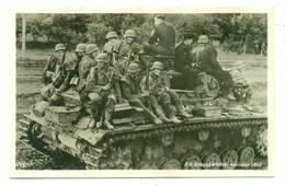 II Wojna WWII - Wehrmacht Panzerwagen Ca 1940 R - Guerra 1939-45