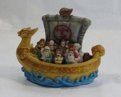 The 7 Japanese Fortune Gods - Art Asiatique