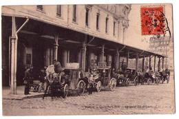 3796 - Paris ( XIIe ) - Gare De Lyon ( Le Quai Du Départ ) - Condry édit. à Paris - - Arrondissement: 12
