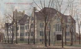 Ohio Zanesville High School 1909 - Zanesville
